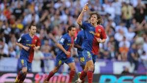 2009 Carles Puyol Real Madrid Barcelona
