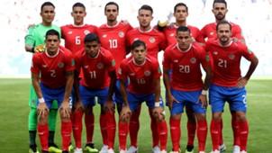 Costa Rica 2018 WM Kader Highlights Ergebnisse