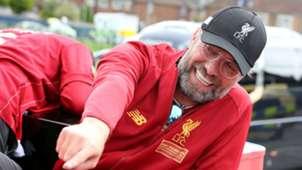 Jurgen Klopp Liverpool parade 2019