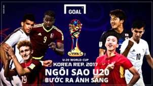 Sao trẻ U20 World Cup