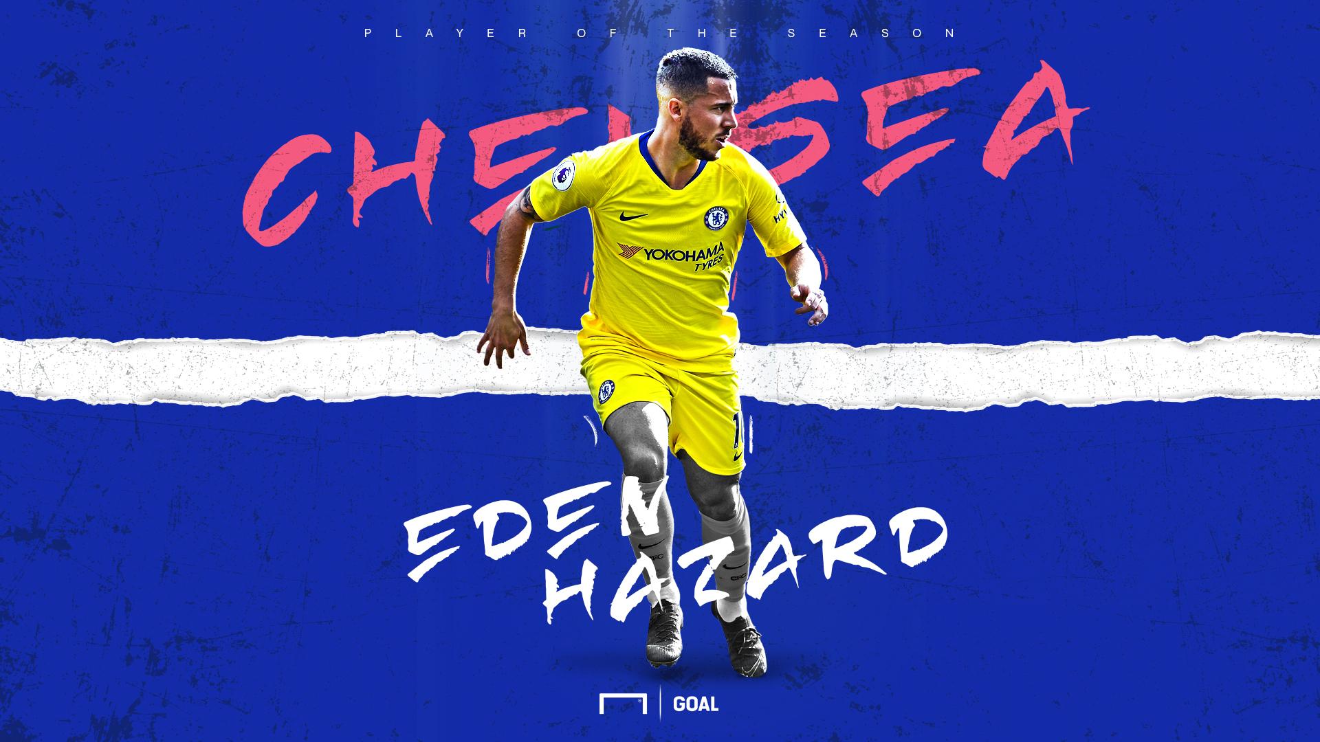 Eden Hazard Chelsea POTS