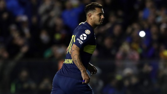 Edwin Cardona Boca Velez Superliga 02092018