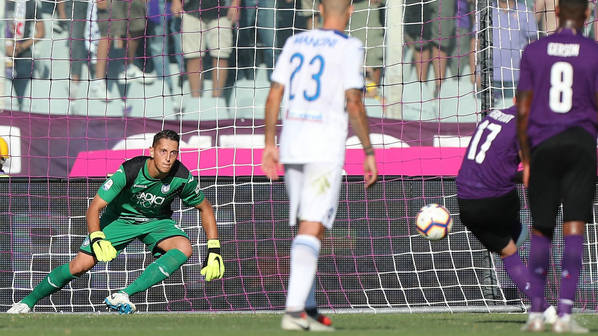 Veretout Fiorentina Atalanta