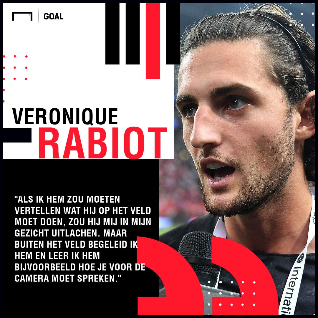 GFX Adrien Rabiot, PSG