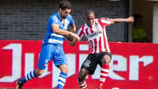 Youness Mokhtar Sherel Floranus, Sparta Rotterdam - PEC Zwolle, Eredivisie, 08202017