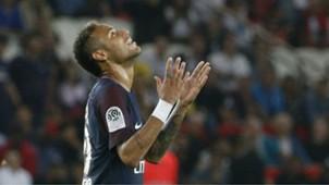 Neymar PSG Saint-Etienne Ligue 1 25 08 2017