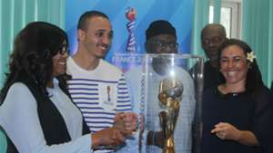 Odemwingie Peter - Women's World Cup