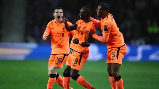 Sadio Mane FC Liverpool Champions League 14022018