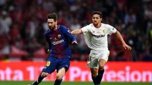 Lionel Messi Barcelona Sevilla Copa del Rey