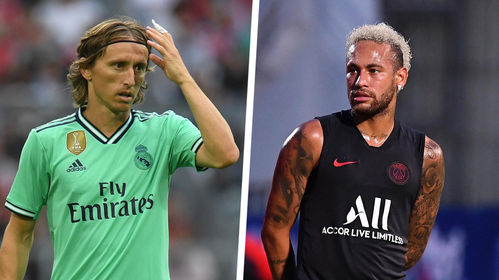 Offensive du Real pour Neymar : 120 millions + Luka Modric