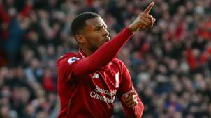 Georginio Wijnaldum Liverpool Bournemouth