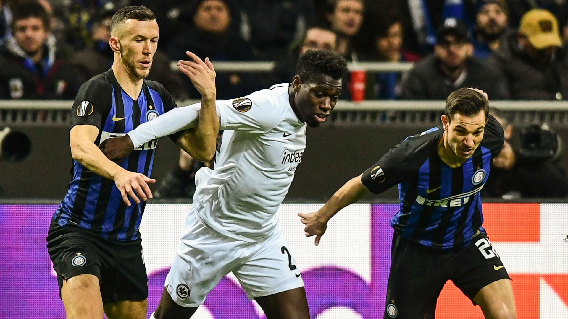 Perisic Inter Eintracht Europa League