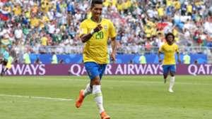 Firmino I Brasil México I 02 07 18 I Copa do Mundo