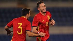 Saul Niguez Spain Under-21