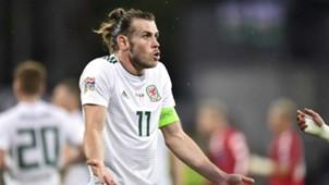 Gareth Bale Wales Denmark Nations League 090918