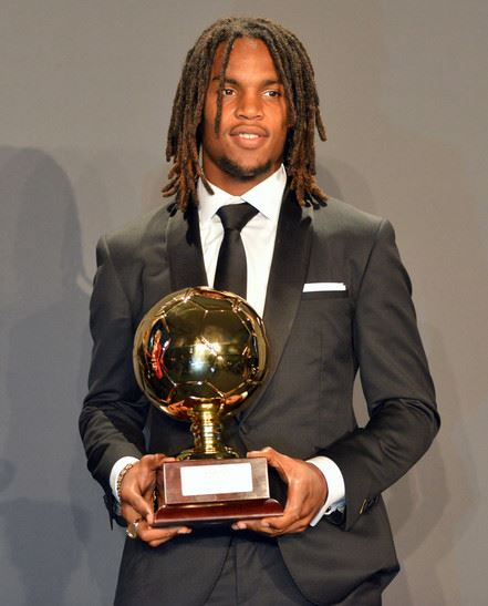Renato Sanches Golden boy award