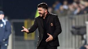 Gennaro Gattuso Rijeka Milan