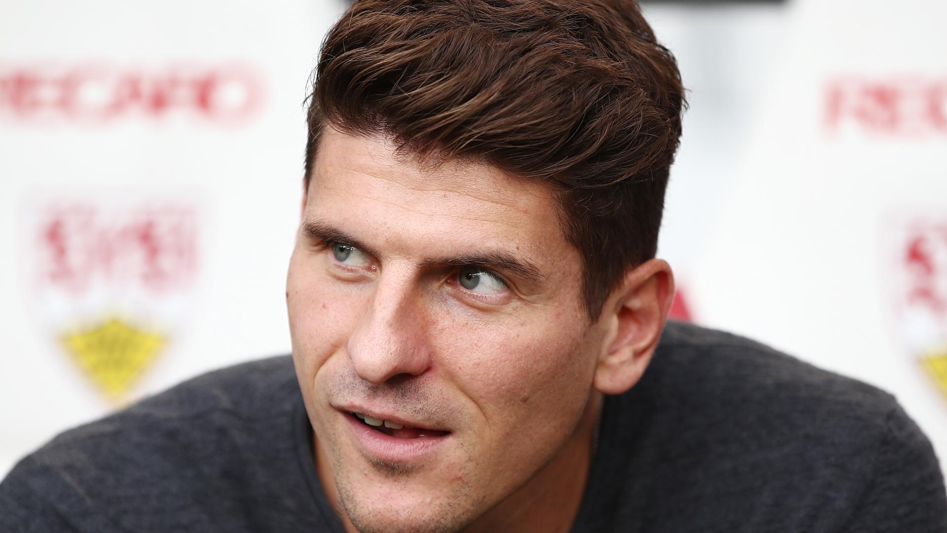 Gomez wird künftig mit der Nummer 27 auflaufen