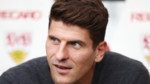 Mario Gomez VfB Stuttgart