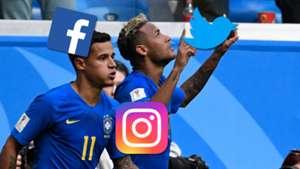 GFX Brasil redes sociais