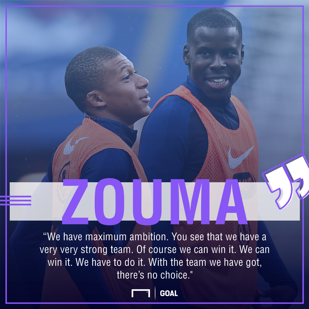 Mbappe Zouma gfx quote
