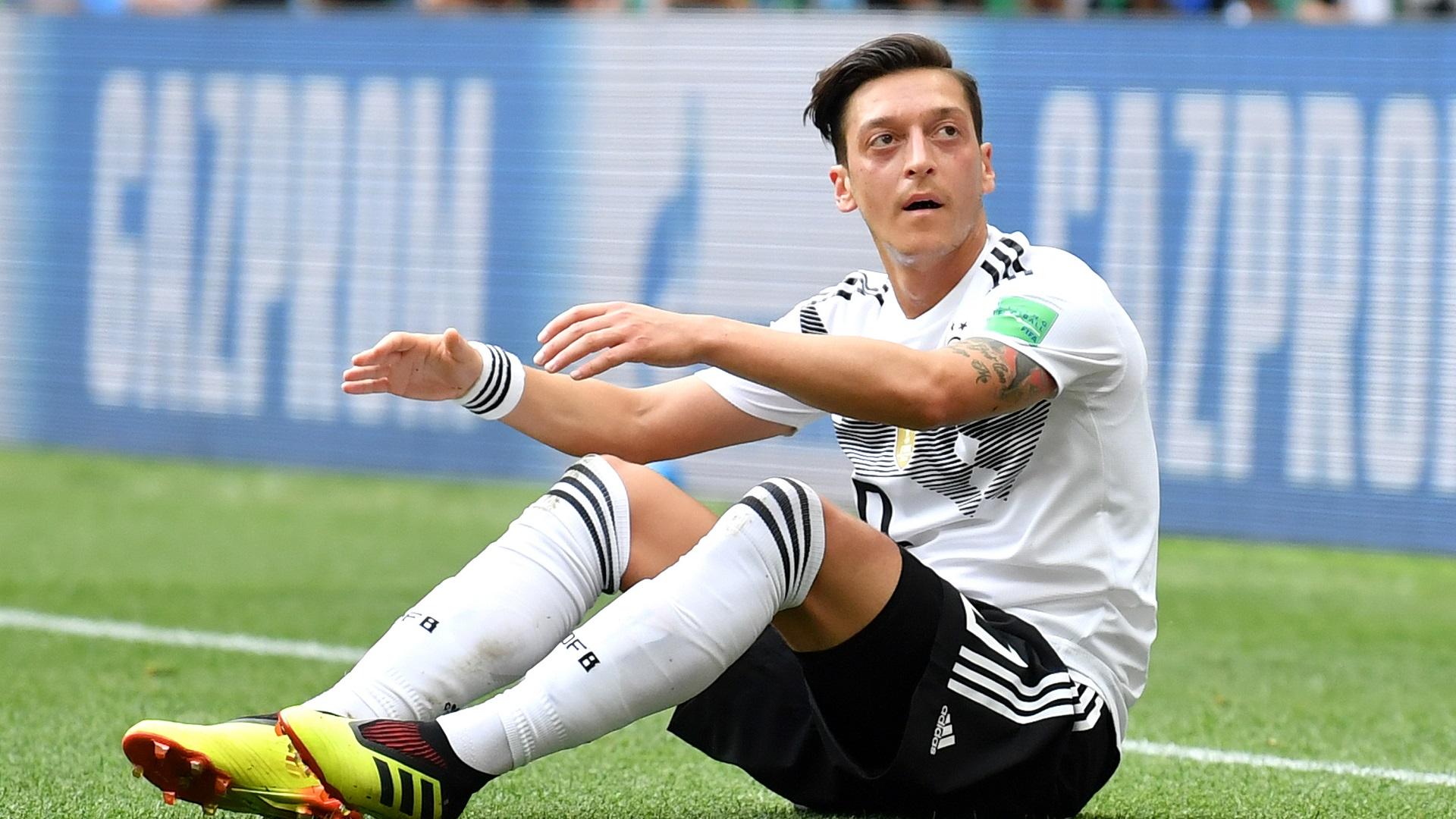 Mesut Ozil Germany 17062018