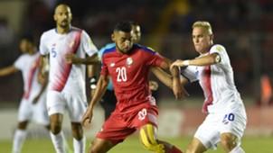 Panamá Costa Rica Eliminatorias Concacaf