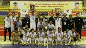 Thailand Juara AFF Futsal 2017