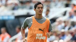 2018-08-12 Muto Yoshinori Newcastle