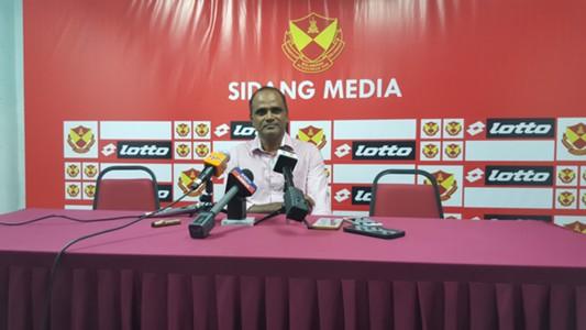 P. Maniam, Selangor, press conference, 24052017
