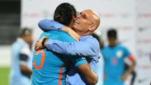 Sandesh Jhingan Stephen Constantine India Macau 2019 AFC Asian Cup qualifiers
