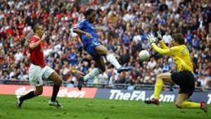 Manchester United Chelsea FA Cup 2007 Didier Drogba