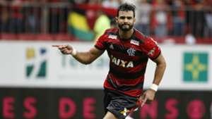 Henrique Dourado - Flamengo x Fluminense - 7/06/2008