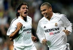 GFX Totti Ronaldo Real Madrid