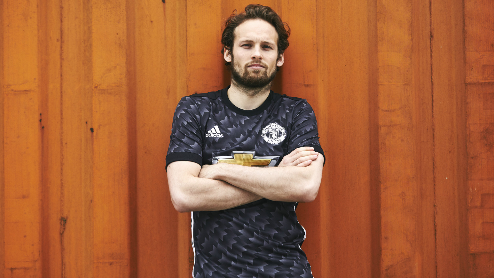 Man Utd away kit 2017-18