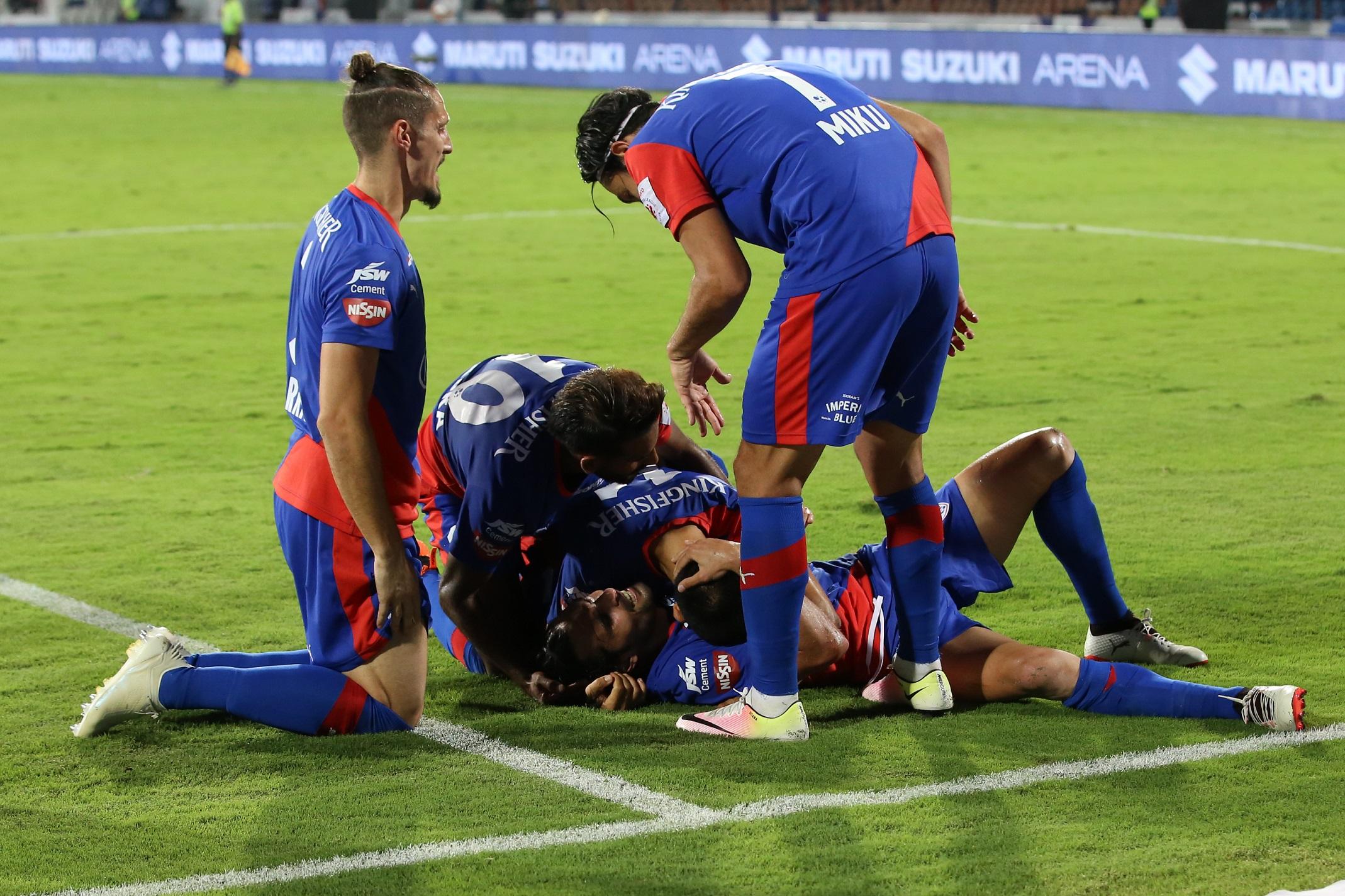 Bengaluru FC vs NorthEast United