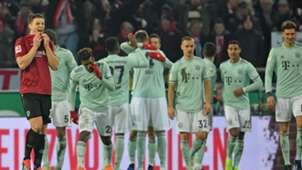 Hannover 96 FC Bayern