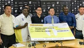 Zainal Abidin Hassan, Penang FA, Super League, 24/03/2017