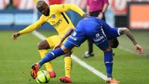 Lassana Diarra Hyunjun Suk Troyes PSG Ligue 1 03032018