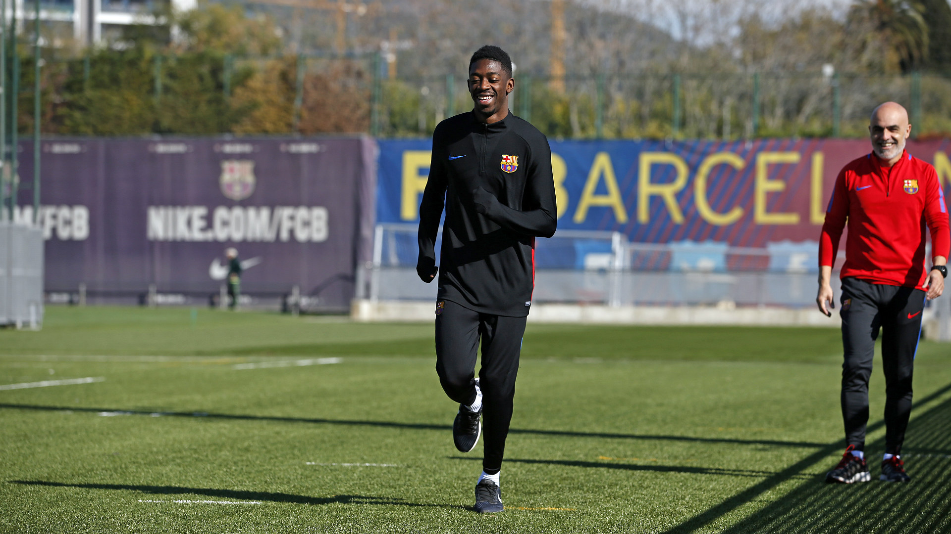Ousmane Dembele Recovery