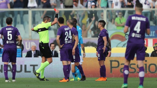 Kalidou Koulibaly Fiorentina Napoli Serie A