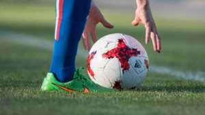 Adidas Karsava Confederations Cup ball