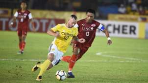 Ceres Negros Home United Bảng F AFC Cup 2018
