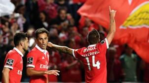 Haris Seferovic Jonas Benfica Sporting Braga Primeira Liga 09082017