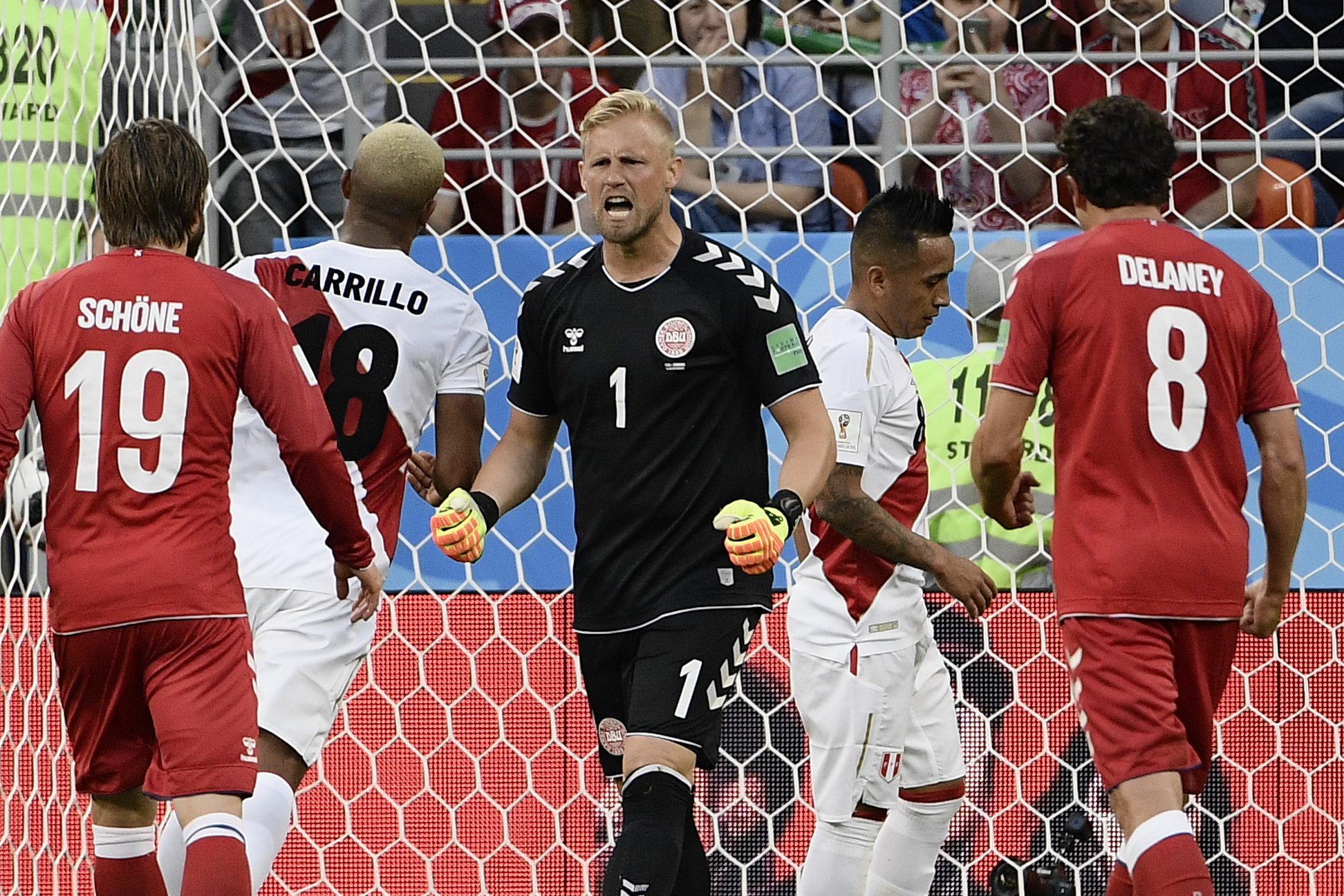 VAR penalty saves Australia against Denmark