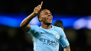 Raheem Sterling Manchester City 101717