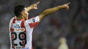 Teo Gutiérrez Junior Sudamericana 2017