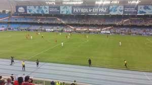Estadio Pascual Guerrero vacío