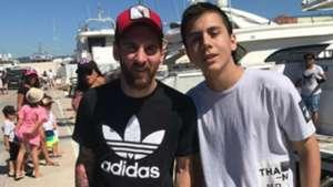 Lionel Messi Ibiza 12062017