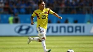 Juan Fernando Quintero Colombia Japon WC Russia 19062018